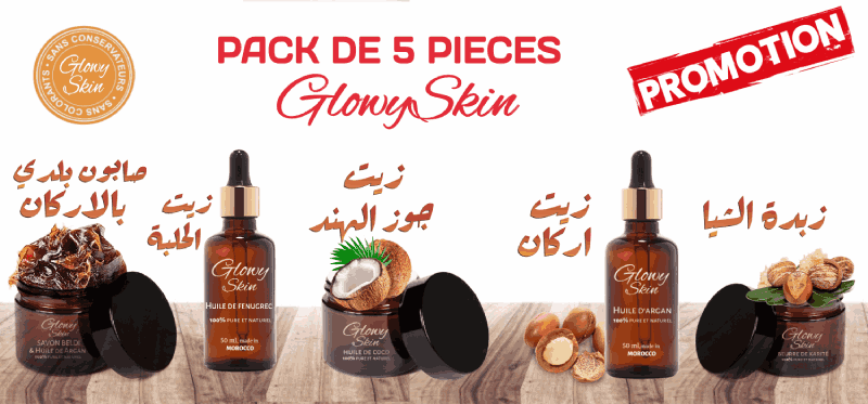 Pack FOR THE WHOLE BODY (5 pièce)